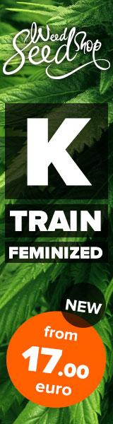 Weed Seed Shop - K-Train Feminized