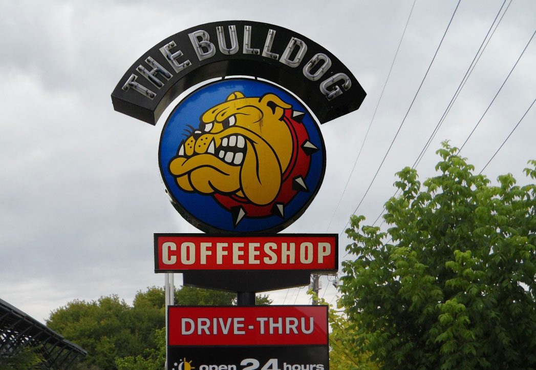 The Bulldog Drive-Through
